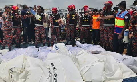 Τραγωδία στο Μπαγκλαντές: Πνίγηκαν 32 άνθρωποι μέσα σε 20 δευτερόλεπτα