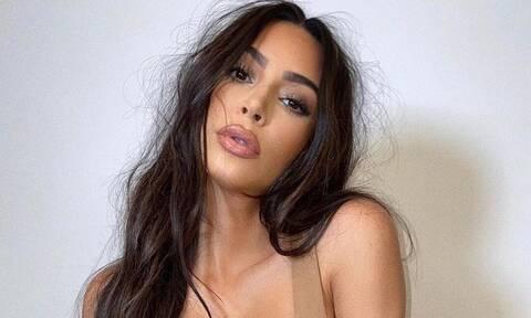 Η Kim Kardashian έγινε κοκκινομάλλα και αυτό δεν είναι κάποιο ψέμα