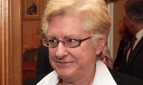 Μαίρη Σαρπ: Αυτή είναι η νέα πρόεδρος του Συμβουλίου της Επικρατείας