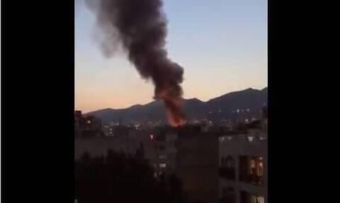 Έκρηξη κοντά στην Τεχεράνη - Πληροφορίες για πυρκαγιά σε κλινική