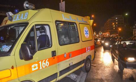 Κρήτη: Ατύχημα με… «παρά πέντε» – Στο νοσοκομείο ένας 32χρονος