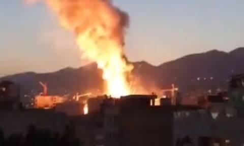 Τραγωδία στην Τεχεράνη: Δεκατρείς νεκροί από έκρηξη σε κλινική