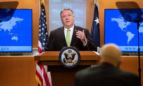 ΗΠΑ: Ο Πομπέο προειδοποιεί τους Ταλιμπάν να μην προβούν σε επιθέσεις κατά Αμερικανών
