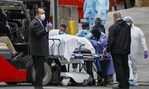 Κορονοϊός στις ΗΠΑ: Πάνω από 1.000 νεκροί σε 24 ώρες