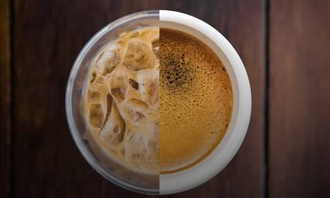 Γιατί ο κρύος και ο ζεστός καφές έχουν διαφορετική γεύση.