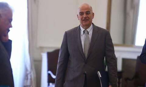Στη Λιβύη εκτάκτως ο Νίκος Δένδιας - Θα συναντηθεί με τον πρόεδρο της Βουλής
