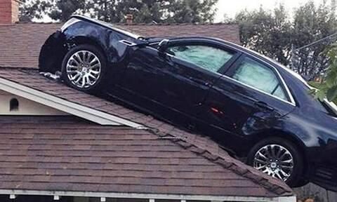 Μην σου τύχει ποτέ αυτό όταν οδηγείς (vid)
