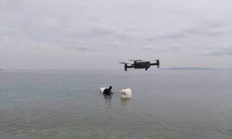 «WE SEA MORE»: Μη επανδρωμένα συστήματα κατά της πλαστικής ρύπανσης