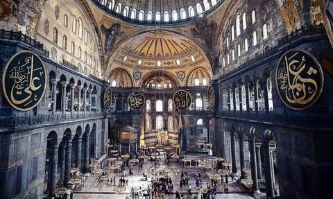 Νέο «χαστούκι» ΗΠΑ στον Ερντογάν: «Να μην γίνει τζαμί η Αγία Σοφία»