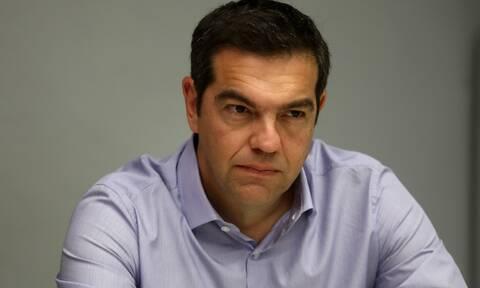 Τσίπρας: Η κυβέρνηση γυρνάει τη χώρα στα χρόνια των μνημονίων