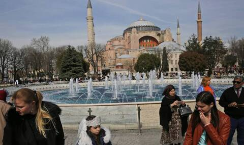 Τουρκία: «Μούδιασαν» από τη δήλωση Πομπέο - Τι θα γίνει με την Αγία Σοφία