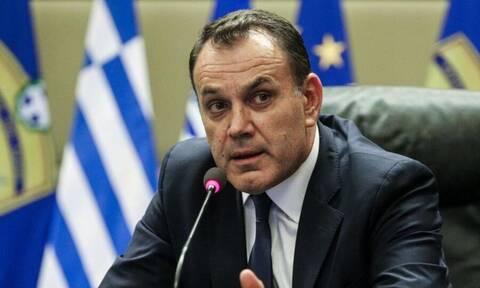 Τηλεφωνική επικοινωνία Παναγιωτόπουλου με τον νέο Κύπριο ομόλογό του