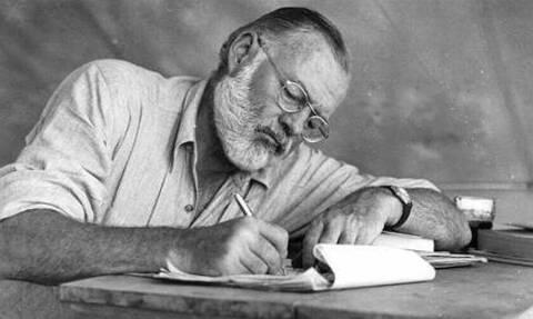 Σαν σήμερα το 1961 πεθαίνει ο Αμερικανός συγγραφέας Έρνεστ Χέμινγουεϊ