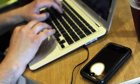 Έρευνα: Ευάλωτοι στους κινδύνους του διαδικτύου οι Έλληνες