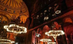 Ερντογάν: Αυτός είναι ο λόγος που θέλει κολασμένα να κάνει την Αγία Σοφία τζαμί
