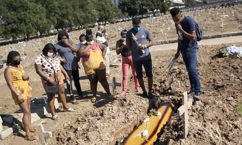Κορονοϊός στη Βραζιλία: Ξεπέρασαν τους 60.000 οι νεκροί