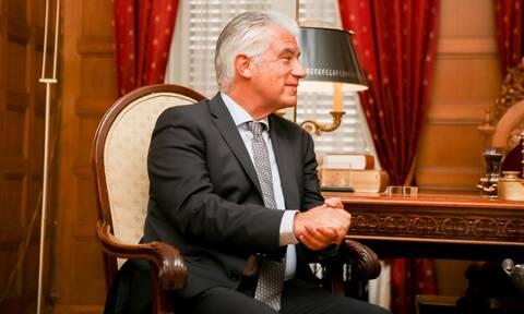 Τις προτεραιότητες της γερμανικής προεδρίας παρουσίασε στην Αθήνα ο Γερμανός πρέσβης