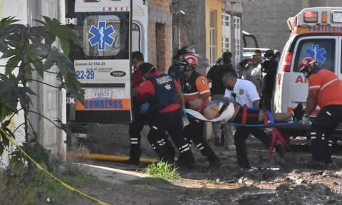 Μακελειό στο Μεξικό: Νεκροί 24 άνθρωποι από επίθεση σε κέντρο αποκατάστασης ναρκομανών