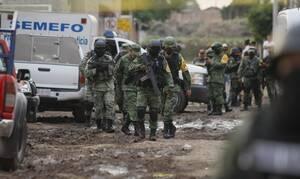 Μακελειό στο Μεξικό: Τουλάχιστον 24 νεκροί από επίθεση σε κέντρο αποτοξίνωσης