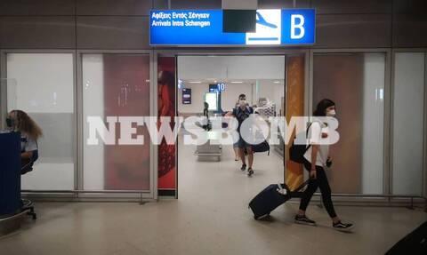 Κορονοϊός: Αγωνία για τα εισαγόμενα κρούσματα - Το απόγευμα τα αποτελέσματα