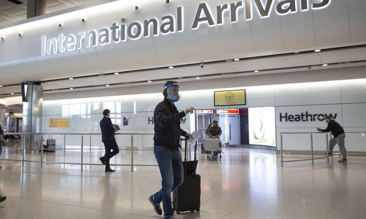 Κορονοϊός: Καραντίνα τέλος στη Βρετανία - Τι ισχύει για τους Έλληνες