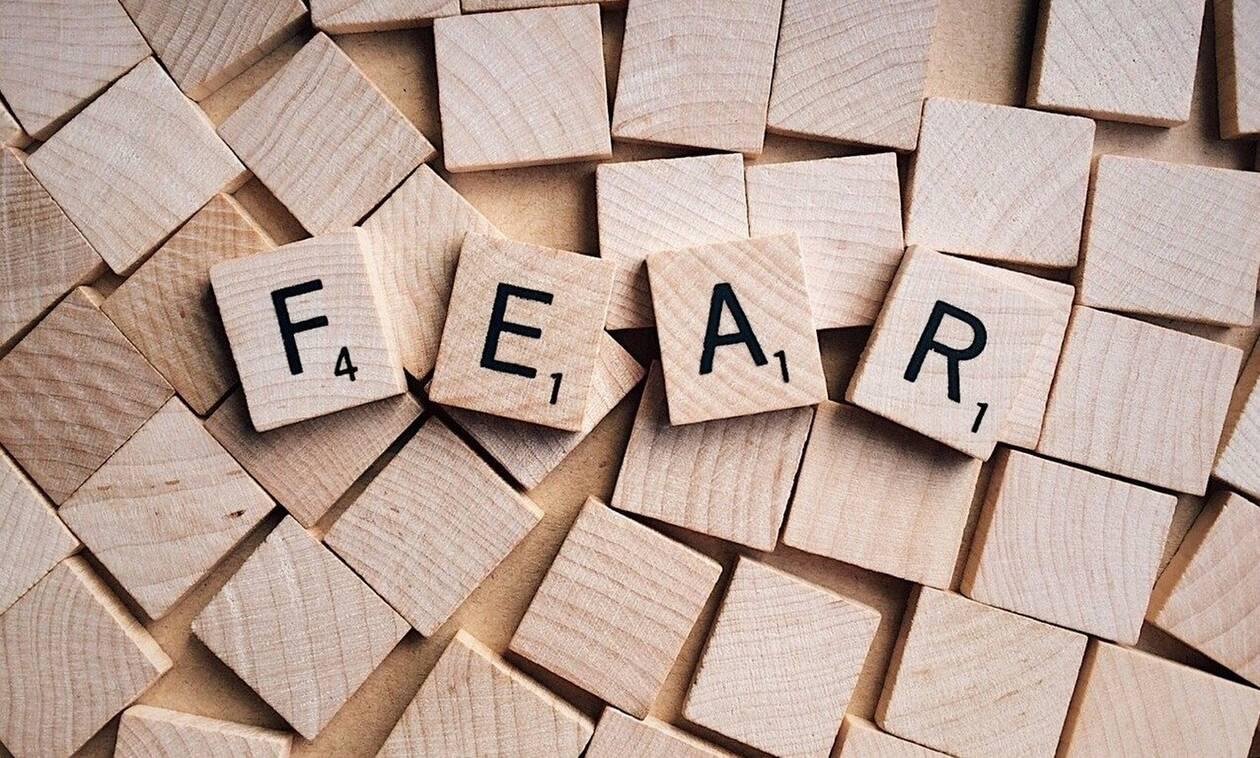 Η λέξη «φόβος» κυριαρχεί στην Ελλάδα