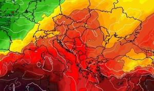 Καιρός: Έρχεται καύσωνας τις επόμενες μέρες; Δείτε καρέ - καρέ την τάση