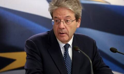 Gentioni congratulates Greece for rapid adoption of measures to support the economy