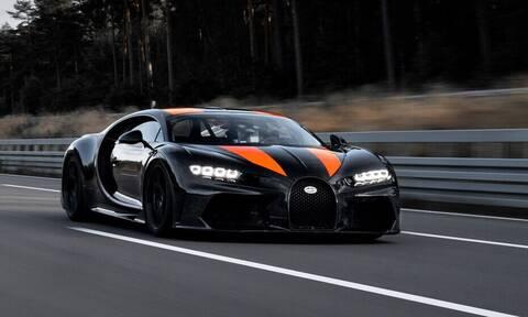 Αυτά είναι τα πιο γρήγορα αυτοκίνητα στον κόσμο αυτή τη στιγμή!