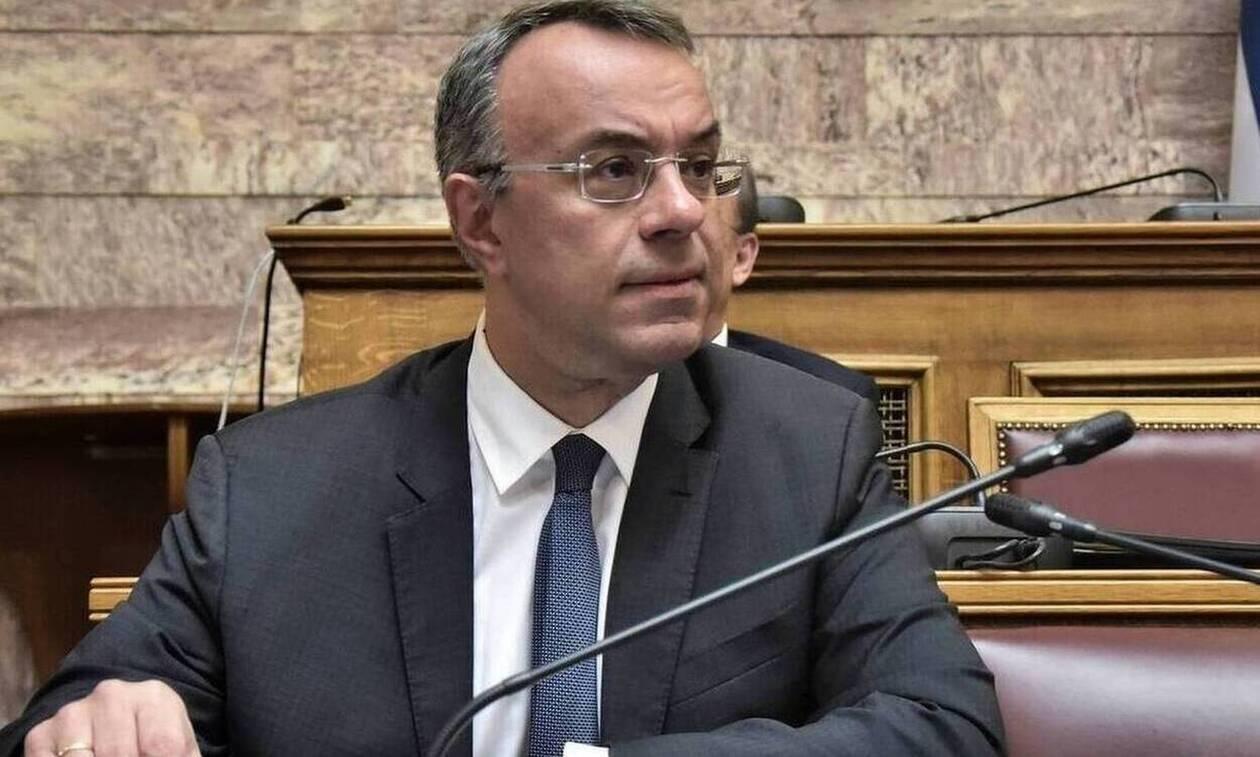 Σταϊκούρας: Μέχρι 8% η ύφεση - Έρχεται μείωση προκαταβολής φόρου έως και 100%