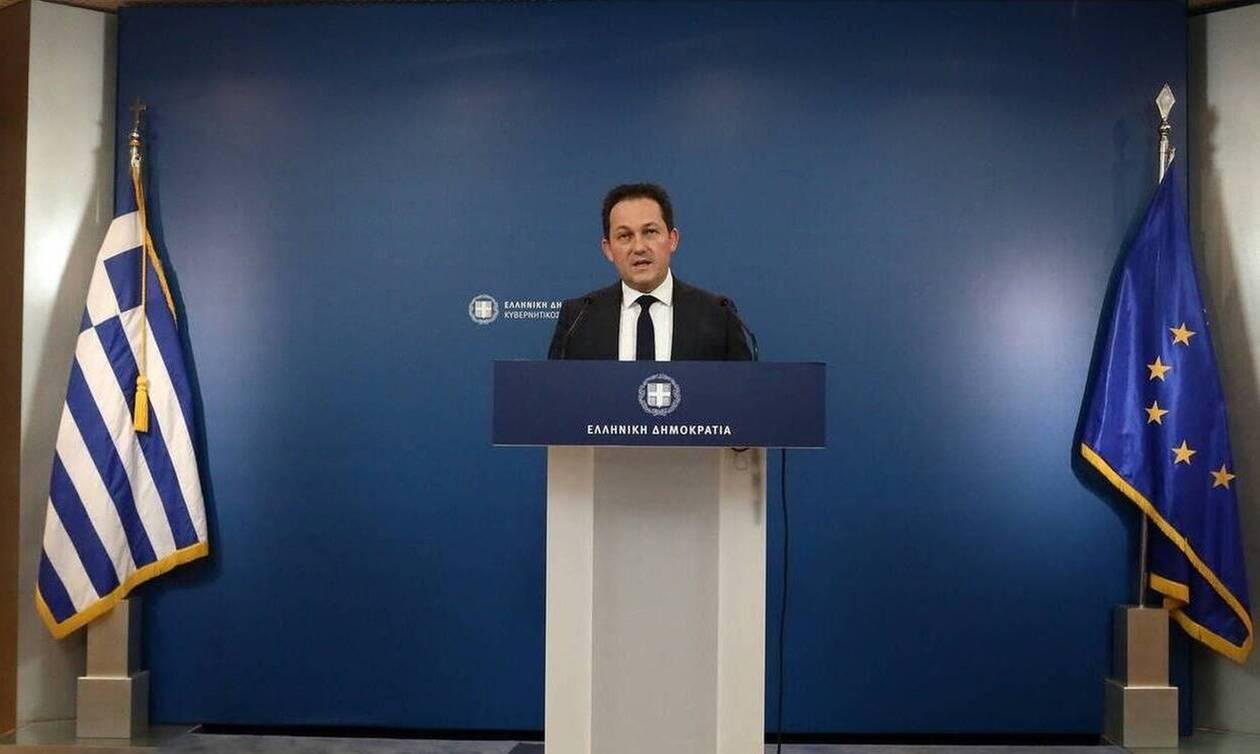 Πέτσας: Τι είπε για την είσοδο του πατέρα του Τζόνσον στην Ελλάδα