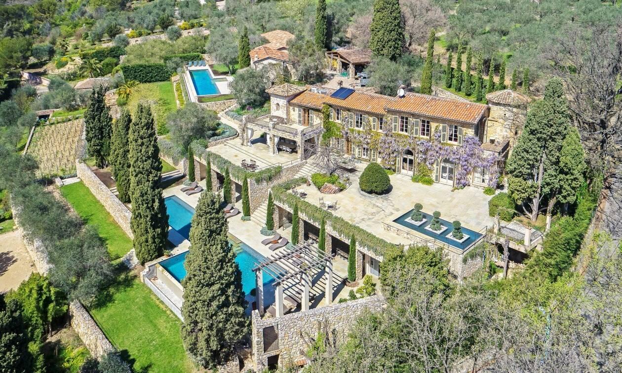 Brigitte Bardot: Πουλάει τη βίλα της στις Κάννες (pics)
