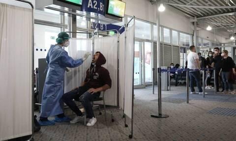 Вышли результаты тестов на коронавирус первых туристов, прибывших отдыхать в Грецию