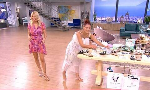 Φαίη Σκορδά: Μόλις «πέταξε» το «μαργαριτάρι» της σεζόν!