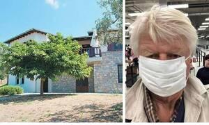 Μπόρις Τζόνσον: Το εντυπωσιακό σπίτι του πατέρα του στο Πήλιο