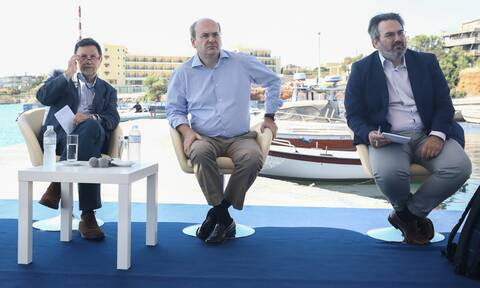 Hatzidakis: We want to create the conditions for a new life in Mati