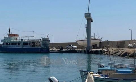Κρήτη: Μεγάλη μυστικότητα και κινητοποίηση για το φουσκωτό στην Παλαιόχωρα