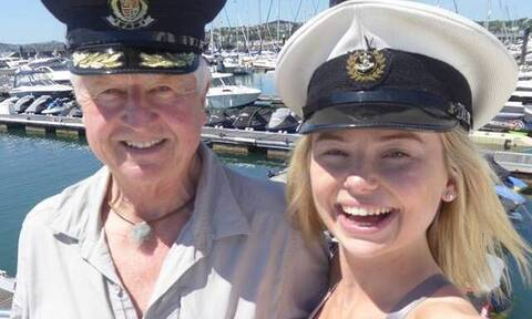 Στάνλεϊ Τζόνσον: Η... 25χρονη «κολλητή» του 79χρονου πατέρα του Μπόρις