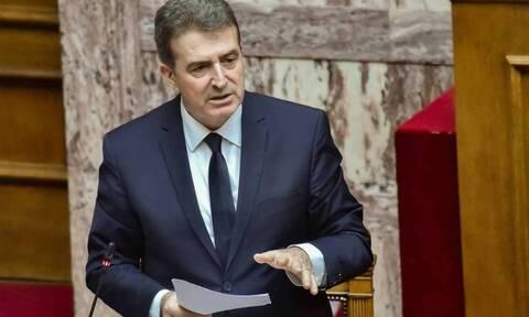 Χρυσοχοΐδης: Ο νόμος για τις συναθροίσεις «θα εφαρμοστεί»