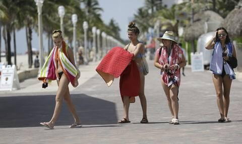 Κορονοϊός – Φλόριντα: Ρεκόρ ημερήσιων κρουσμάτων
