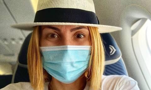 Μαρία Ηλιάκη: Βόλτα με στιλ στη Ζυρίχη - Το look που θα αντιγράψεις σίγουρα