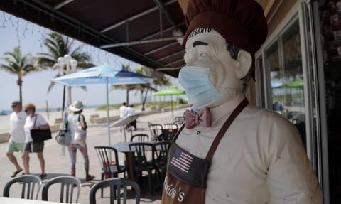 Κορονοϊός στις ΗΠΑ: Νέο ρεκόρ κρουσμάτων στη Φλόριντα - Πάνω από 10.000 σε 24 ώρες