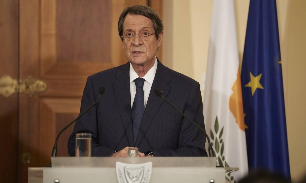 Αναστασιάδης: H Κύπρος δεν θα αποτελέσει μια άλλη Λιβύη