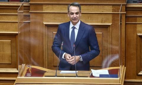 Μητσοτάκης: Μέτρα στήριξης 3,5 δισ. ευρώ - Για ποιους μηδενίζεται η προκαταβολή φόρου