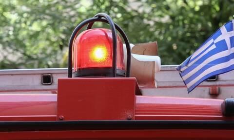 Συναγερμός από φωτιά στο κέντρο της Αθήνας: Απεγκλωβίστηκαν δύο άτομα