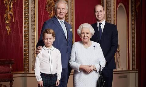 Τι αποκάλυψε για τον Πρίγκιπα George η νονά του;