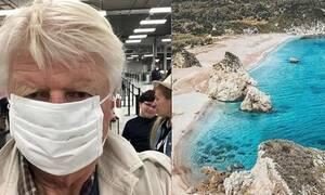 В Великобритании осудили поездку Джонсона старшего в Грецию