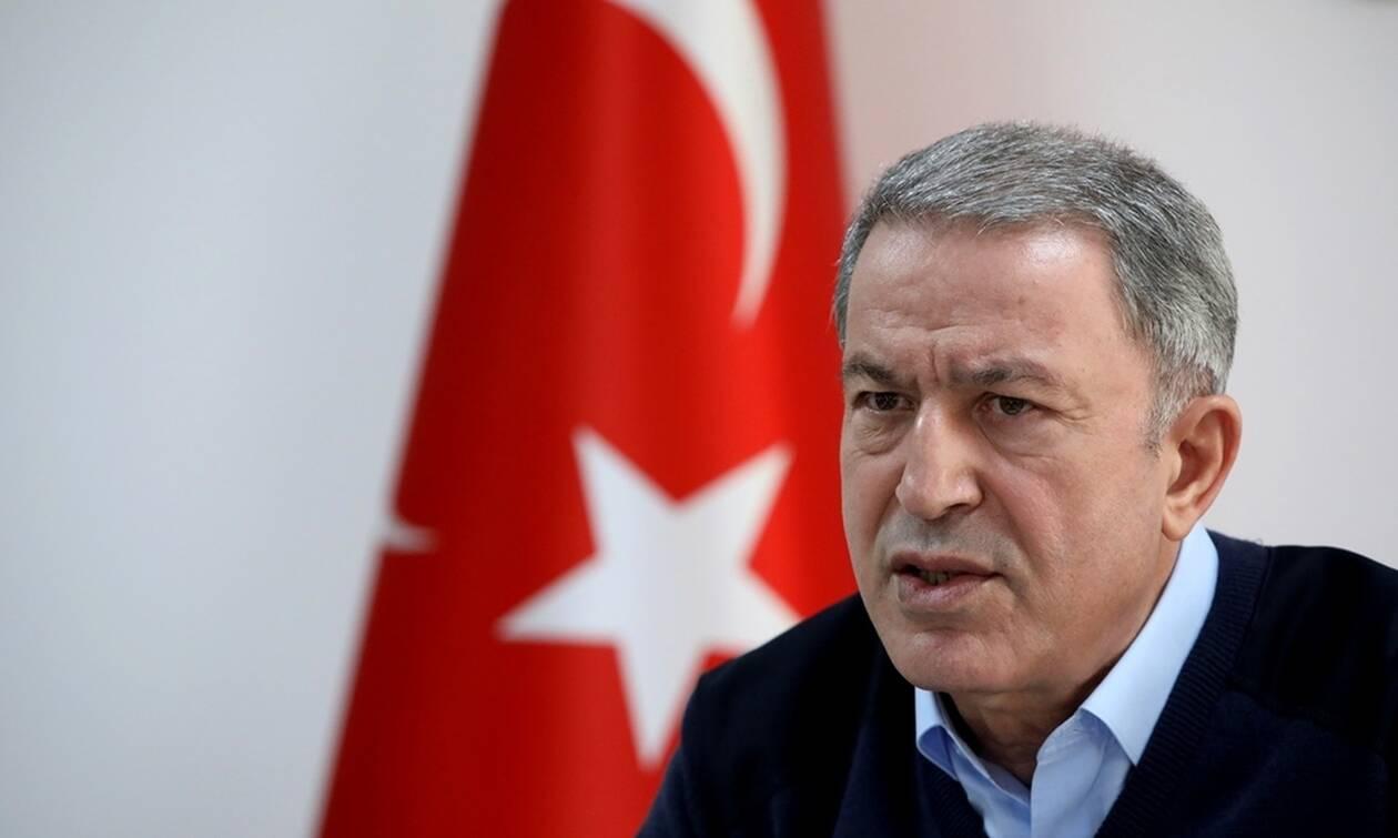 Εκτάκτως στη Λιβύη ο Τούρκος υπουργός Αμυνας Χουλουσί Ακάρ
