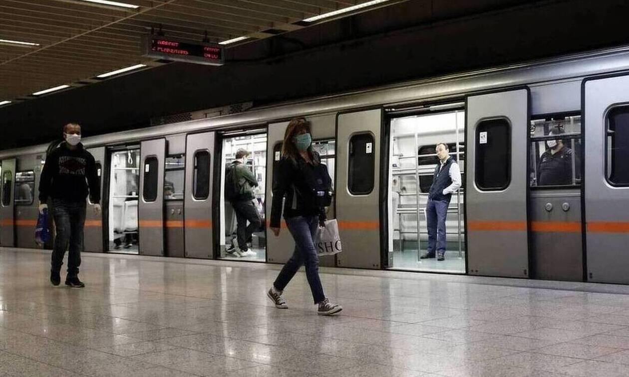 Μετρό: Ανοίγουν τη Δευτέρα τρεις νέοι σταθμοί - Δείτε ποιοι