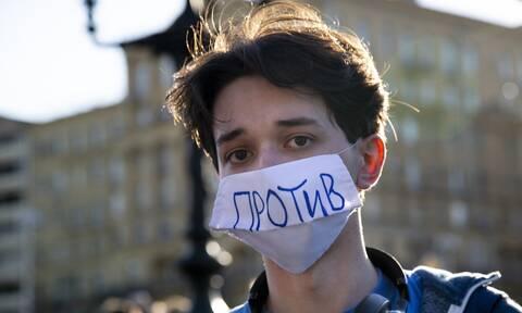 Κορονοϊός - Ρωσία: Πάνω από 6.700 κρούσματα και 176 νεκροί το τελευταίο 24ωρο